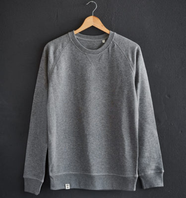 HOMESICK_Blanko_Grauer_Sweater_Men